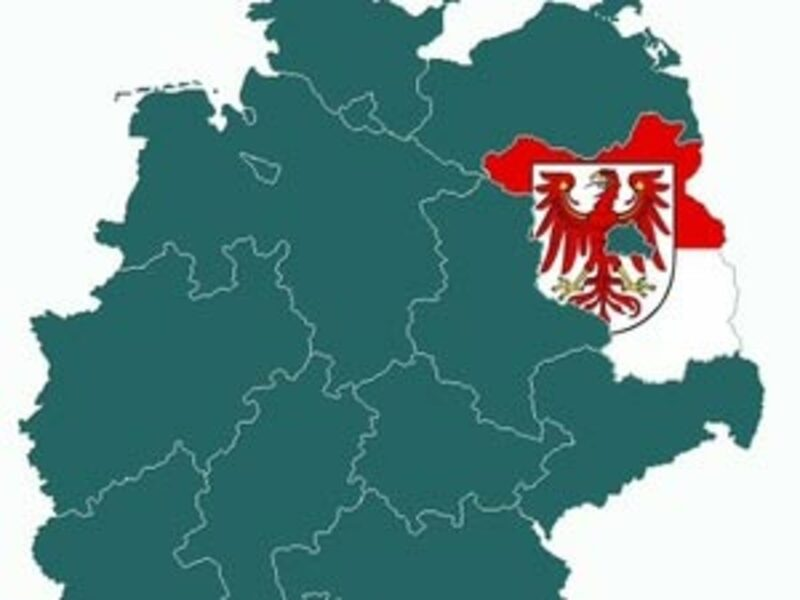 Wappenzeichen von Brandenburg - Foto: Fotolia.com / Markus Götze