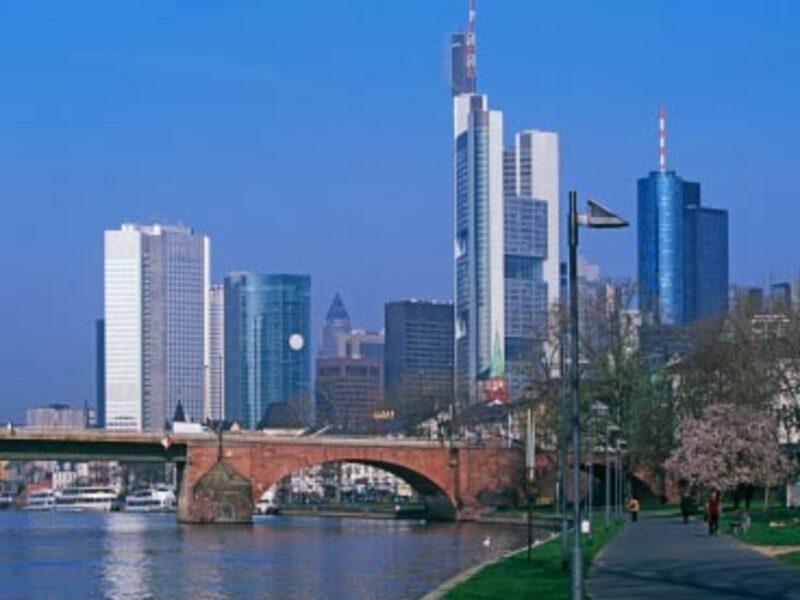 Finanzbezirk von Hessen - Foto: iStockphoto.com