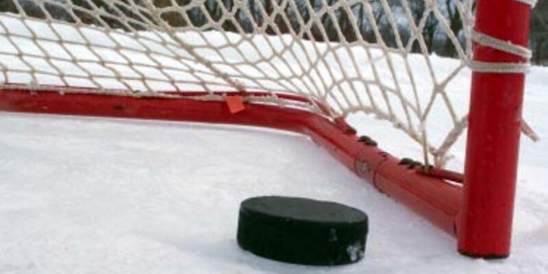 Eishockey Tor und Hockey - Foto: iStockphoto.com / SimplyCreativePhotography