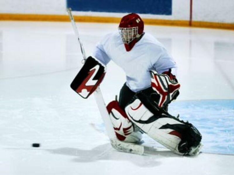 Eishockey Torwart - Foto: Fotolia.com / Joseph Gareri