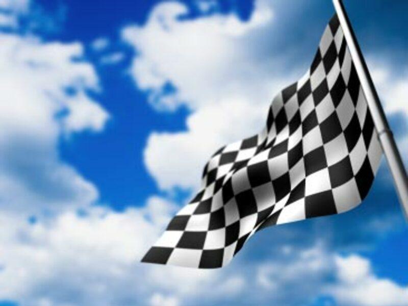 Formel1 Startflage - Foto: iStockphoto.com / Kativ
