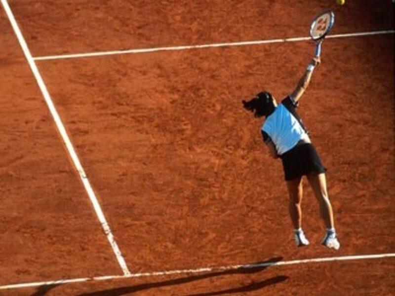 Tennisspieler - Foto: Fotolia.com / emmanuel Féré