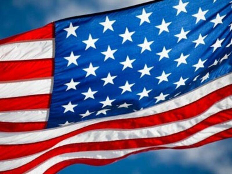 Flagge der Vereinigten Staaten - Foto: Fotolia.com / Sandor Jackal