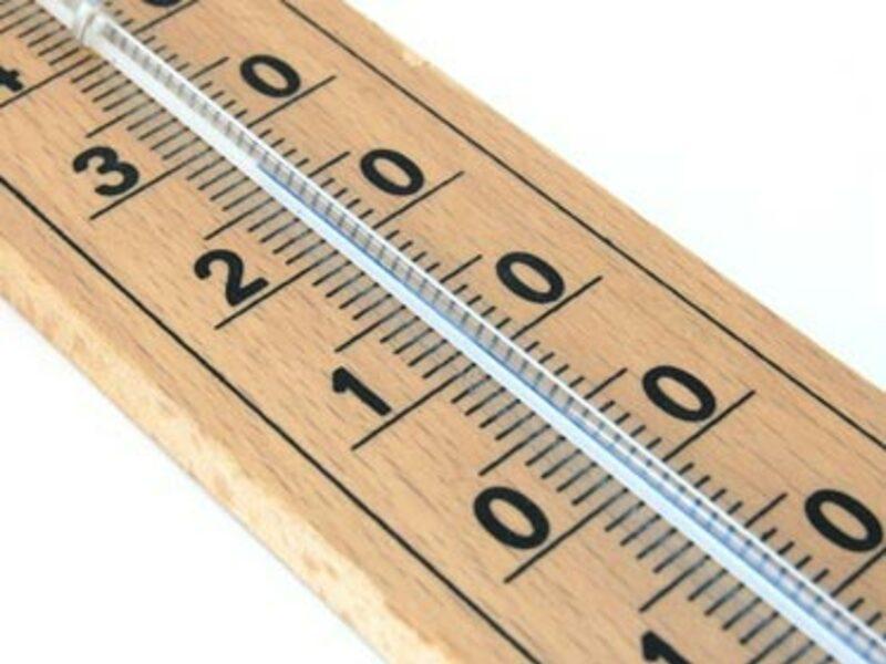 Thermometer - Foto: Fotolia.com / gunnar3000
