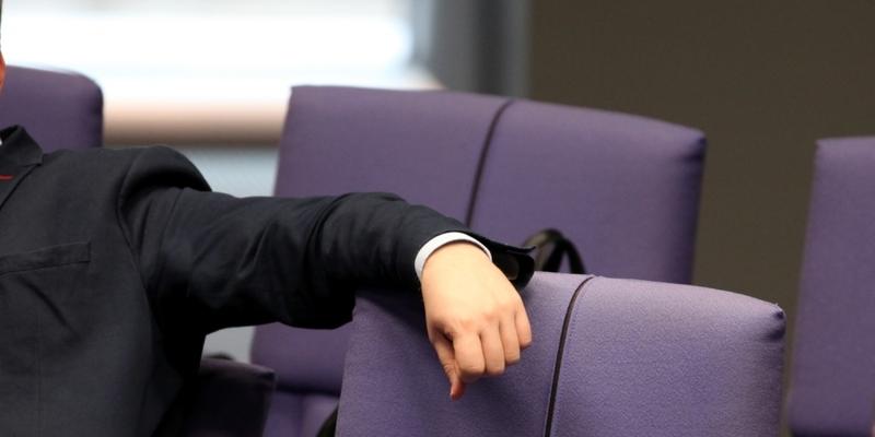 Hinterbänkler im Bundestag - Foto: über dts Nachrichtenagentur