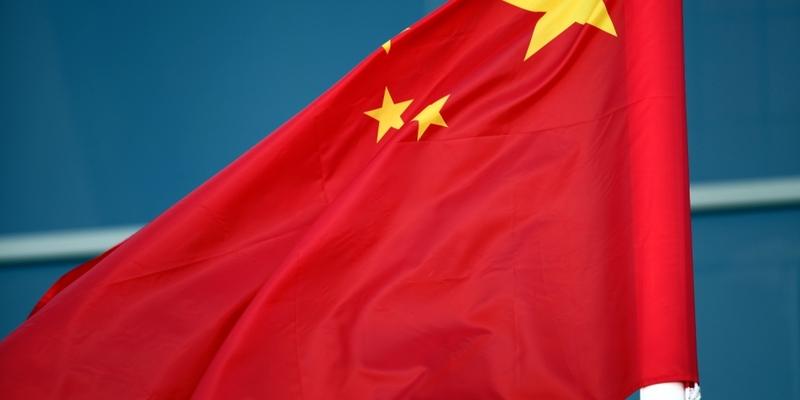 Fahne von China - Foto: über dts Nachrichtenagentur