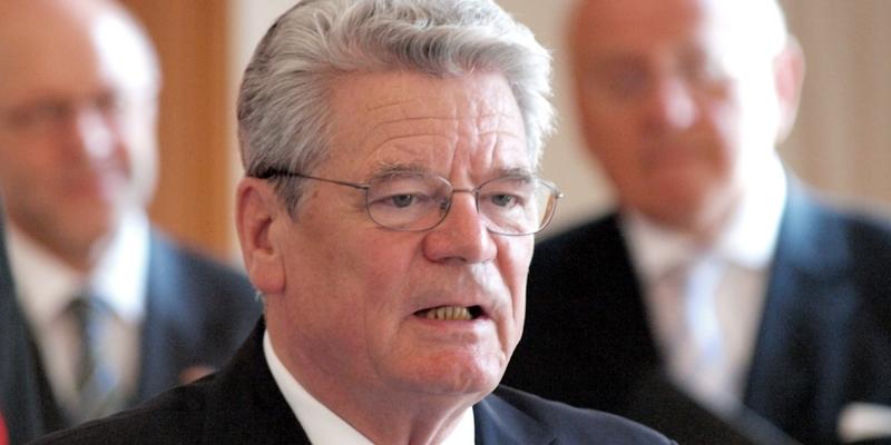 Joachim Gauck - Foto: über dts Nachrichtenagentur