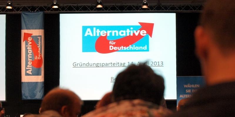 Gründungsparteitag der Alternative für Deutschland - Foto: über dts Nachrichtenagentur