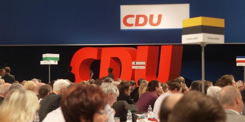 CDU-Parteitag - Foto: über dts Nachrichtenagentur