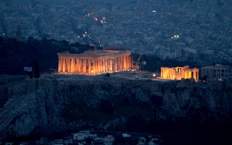 Akropolis in Athen - Foto: über dts Nachrichtenagentur