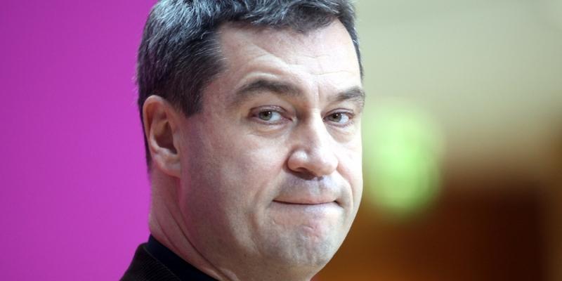 Markus Söder - Foto: über dts Nachrichtenagentur