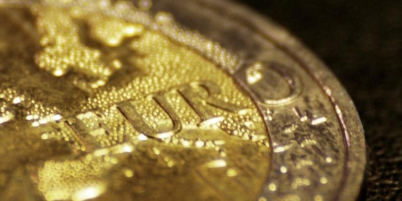 Euromünze - Foto: über dts Nachrichtenagentur