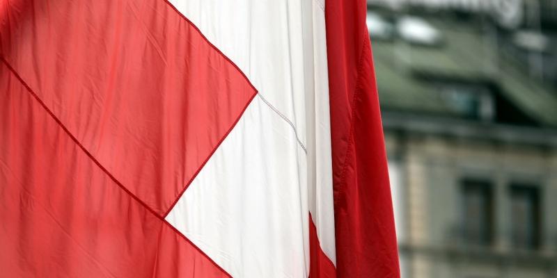 Fahne der Schweiz - Foto: über dts Nachrichtenagentur