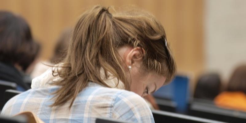 Studentin in einer Universität - Foto: über dts Nachrichtenagentur