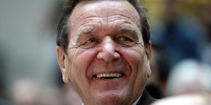 Gerhard Schröder - Foto: über dts Nachrichtenagentur