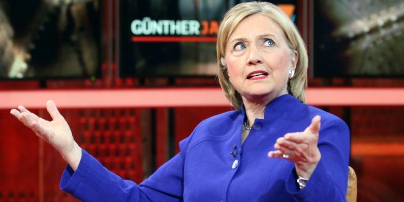 Hillary Clinton - Foto: über dts Nachrichtenagentur