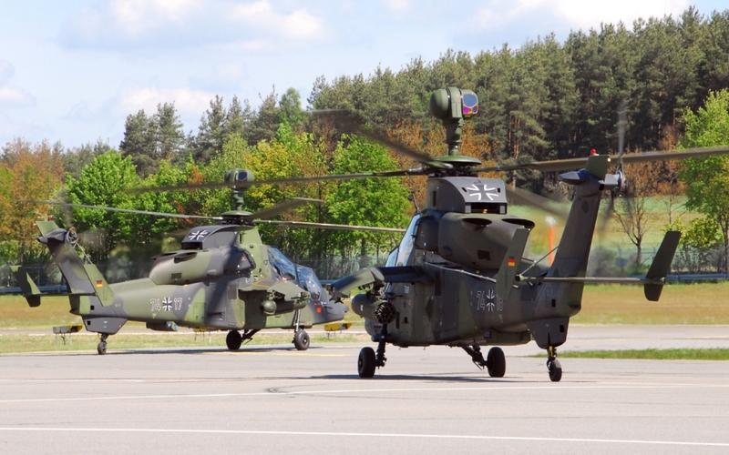 Kampfhubschrauber Tiger - Foto: über dts Nachrichtenagentur