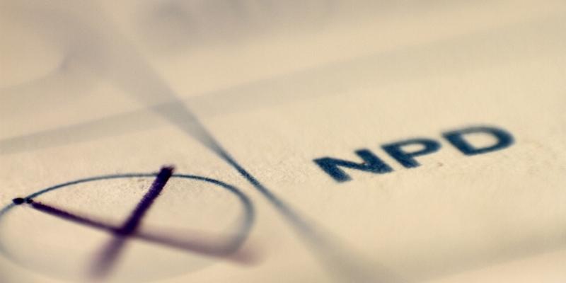 NPD auf Stimmzettel - Foto: über dts Nachrichtenagentur