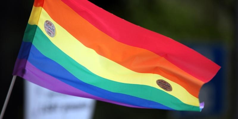 Regenbogen-Fahne - Foto: über dts Nachrichtenagentur