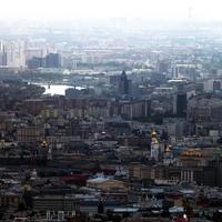 Blick über Moskau mit Moskwa im Hintergrund - Foto: über dts Nachrichtenagentur