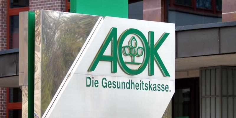 AOK - Foto: über dts Nachrichtenagentur