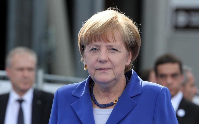 Angela Merkel am 16.10.2014 - Foto: über dts Nachrichtenagentur