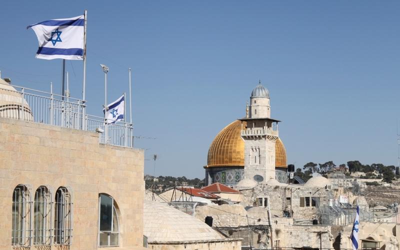 Tempelberg mit Felsendom in Jerusalem - Foto: über dts Nachrichtenagentur