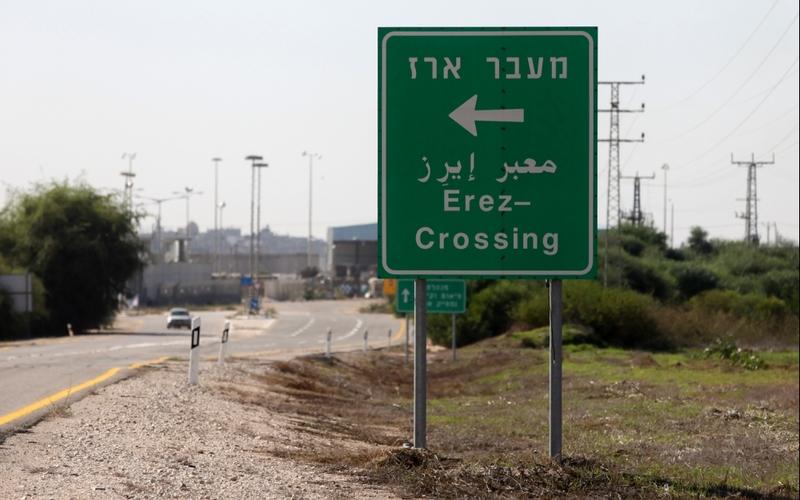 Grenzübergang Erez zum Gazastreifen - Foto: über dts Nachrichtenagentur