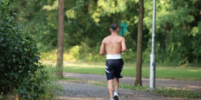 Jogger in einem Park - Foto: über dts Nachrichtenagentur