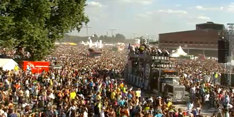 Loveparade 2010 in Duisburg - Foto: über dts Nachrichtenagentur