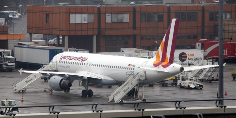 Germanwings-Maschine - Foto: über dts Nachrichtenagentur
