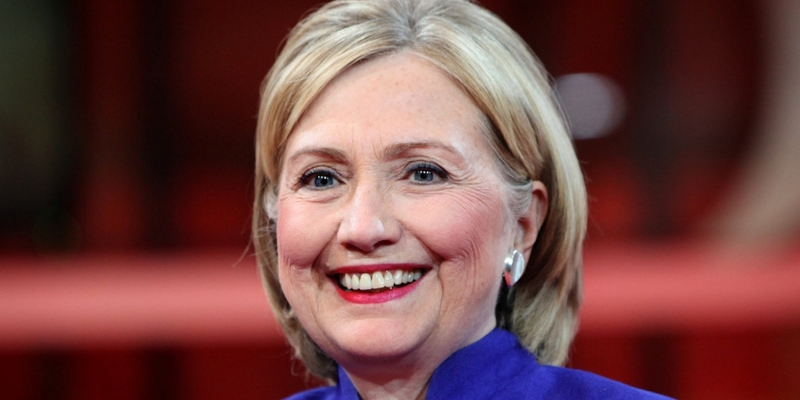Hillary Clinton am 06.07.2014 bei Günther Jauch - Foto: über dts Nachrichtenagentur