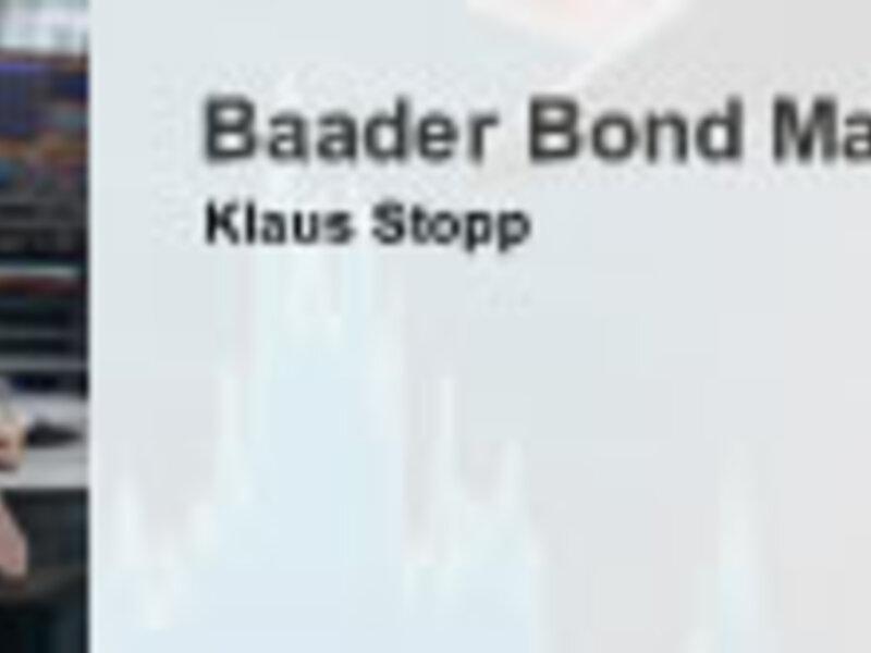 Baader-bond-markets - Foto: Klaus Stopp, Baader-bond-markets