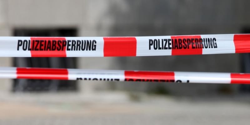 Polizeiabsperrung - Foto: über dts Nachrichtenagentur