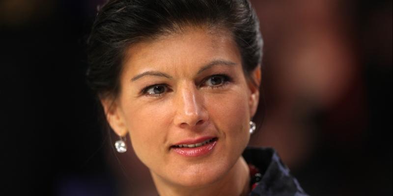 Sahra Wagenknecht - Foto: über dts Nachrichtenagentur