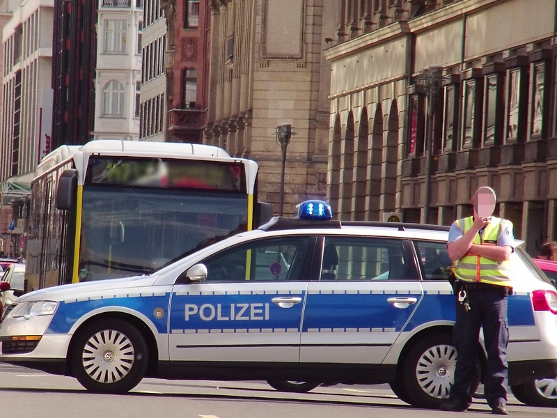 Straßensperre - Foto: ad-hoc-news.de