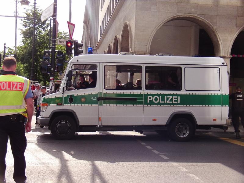Polizeiauto - Foto: ad-hoc-news.de