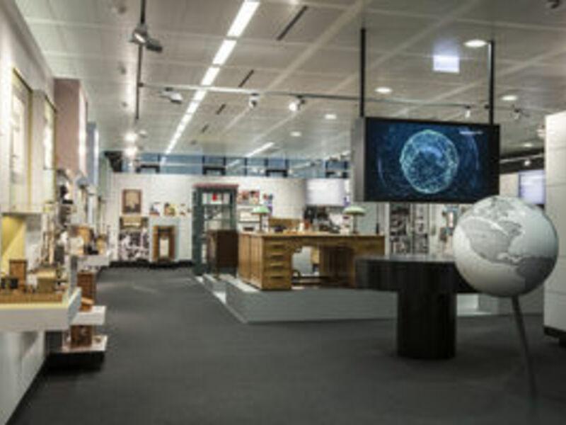 Kapsch Corporate Museum - Foto: Kapsch AG, pressetext.de