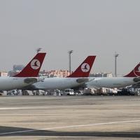 Flugzeuge der Turkish Airlines - Foto: über dts Nachrichtenagentur