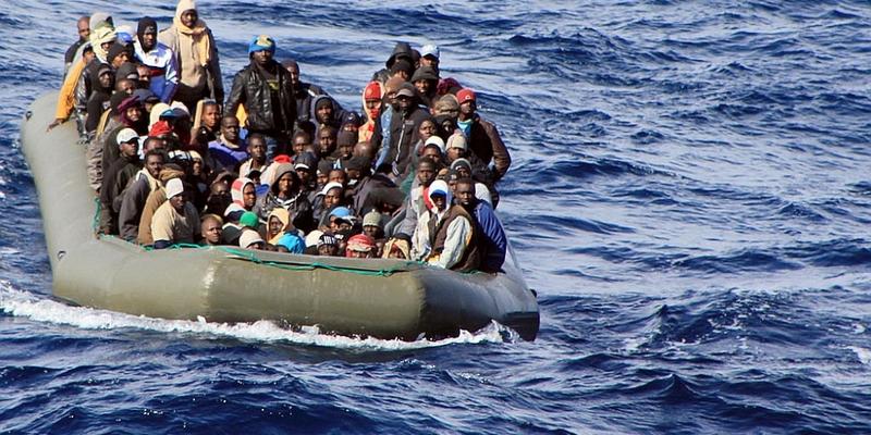 Bootsflüchtlinge im Mittelmeer (Archiv) - Foto: Marina Militare, über dts Nachrichtenagentur