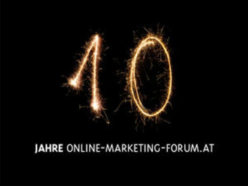 Online-Marketing-Forum.at verschenkt zum Geburtstag 25 Tickets für Event am 27.8. - Foto: Online-Marketing-Forum.at, pressetext.de