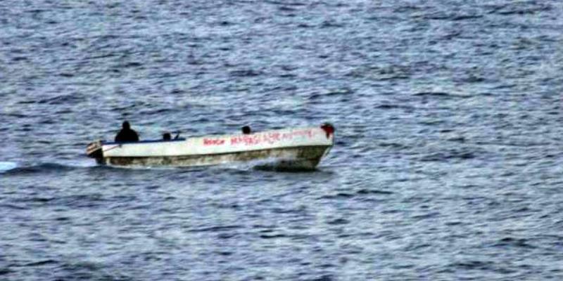 Piraten in einem kleinen Schnellboot - Foto: über dts Nachrichtenagentur