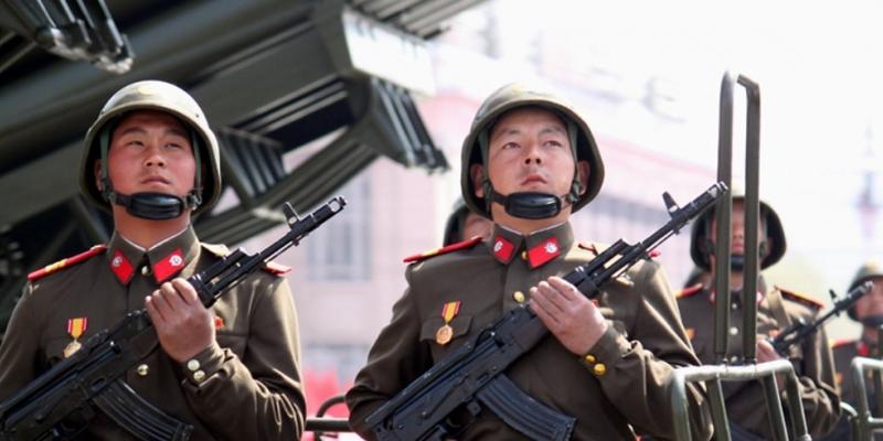 Militärparade in Nordkorea - Foto: über dts Nachrichtenagentur