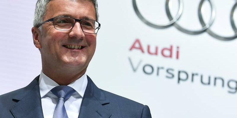 Audi - Foto: Uwe Anspach/Archiv