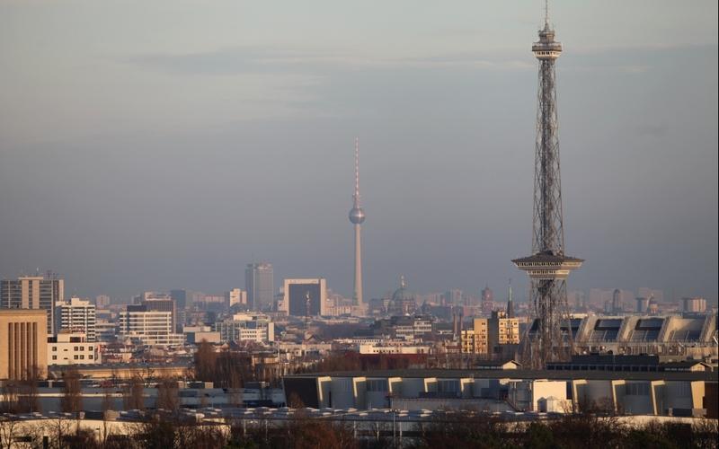 Berliner Funkturm und Fernsehturm - Foto: über dts Nachrichtenagentur