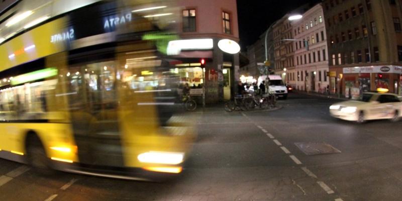 Nachtbus in Berlin-Kreuzberg - Foto: über dts Nachrichtenagentur