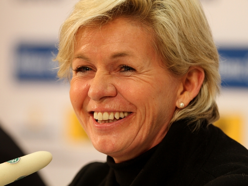Silvia Neid - Foto: über dts Nachrichtenagentur