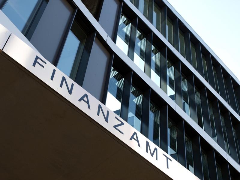 Finanzamt - Foto: über dts Nachrichtenagentur
