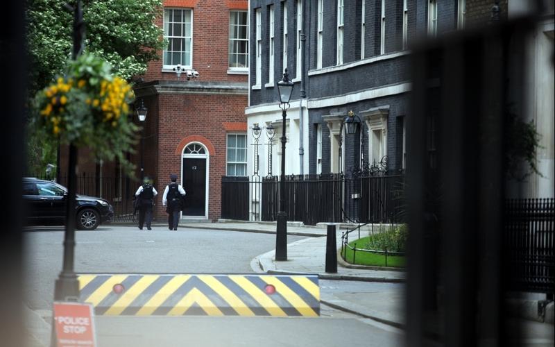 Downing Street 10 - Foto: über dts Nachrichtenagentur