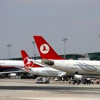 Flugzeuge am Flughafen Istanbul-Atatürk - Foto: über dts Nachrichtenagentur